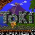 Toki - tela-título