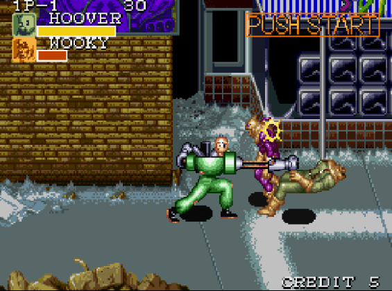 Captain Commando (1991)