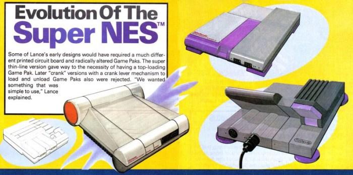 [Tópico Oficial] A Historia de cada Videogame.  Evolucao-do-Super-NES