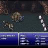 Final Fantasy III - moogles