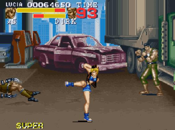 Final Fight 3 (1995)