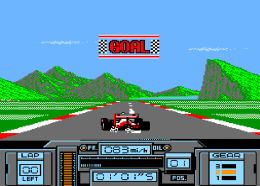 NES Formula One Built to Win