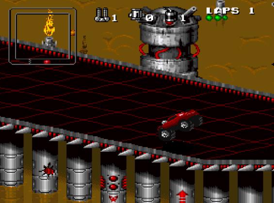 Rock 'n' Roll Racing (1993)