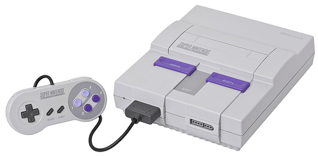 [Tópico Oficial] A Historia de cada Videogame.  SNES-console