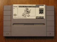 SNES test cartridge