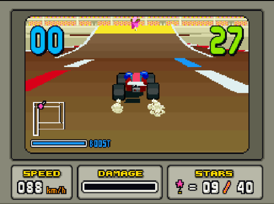 Stunt Race FX (1994)