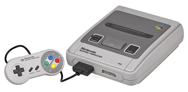 Super Famicom (1990)