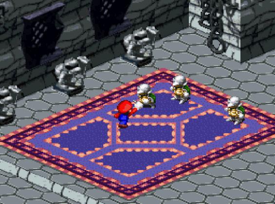 Super Mario RPG (1995)