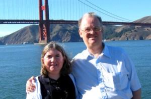 Carol Shaw e Ralph Merkle 2006