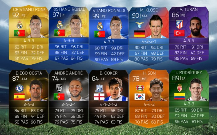 fifa world beta in form cards