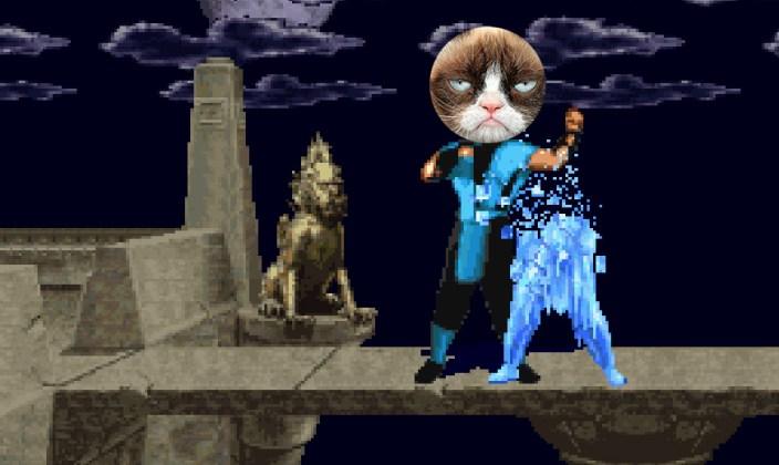Cortes em Mortal Kombat