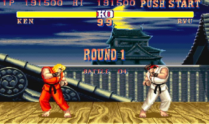 Street Fighter II' - Champion Edition (1992)