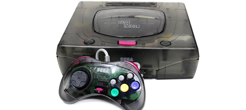 This Is Cool Sega Saturn