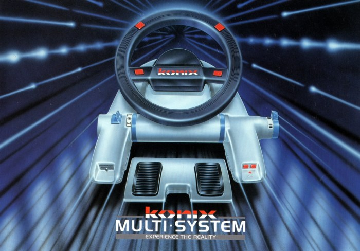 Konix MultiSystem flyer