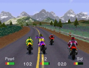 Road Rash 3DO