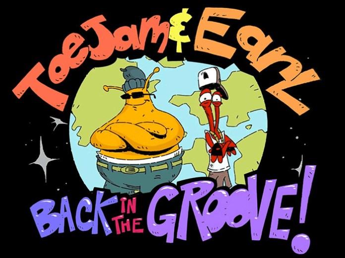 ToeJam & Earl back in the groove