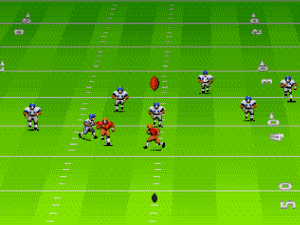 John Madden Football Sega Genesis
