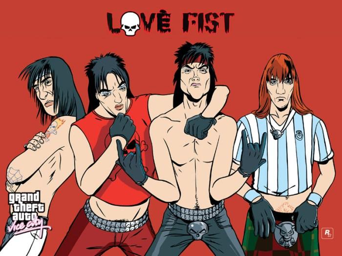 Love Fist