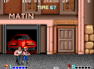 Double Dragon (arcade) - início
