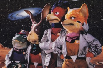 Star Fox poster