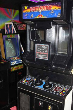 Battlezone arcade