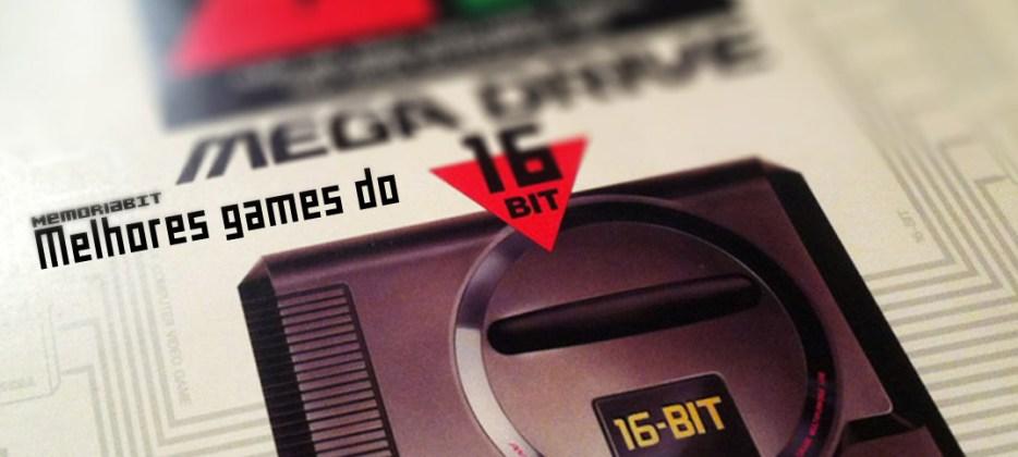 lista melhores games do mega drive