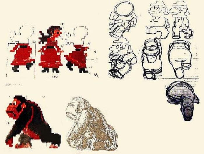 Concept Art DK Miyamoto
