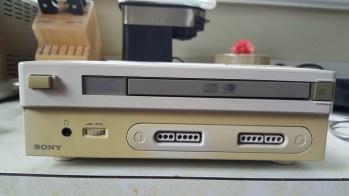Sony + Nintendo SuperDisc (Play Station)