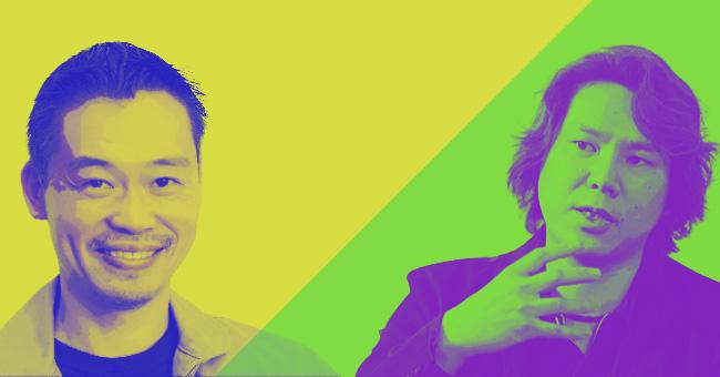 Keiji Inafune e Hiroyuki Kobaiashi