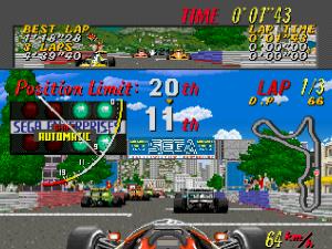 super monaco gp arcade