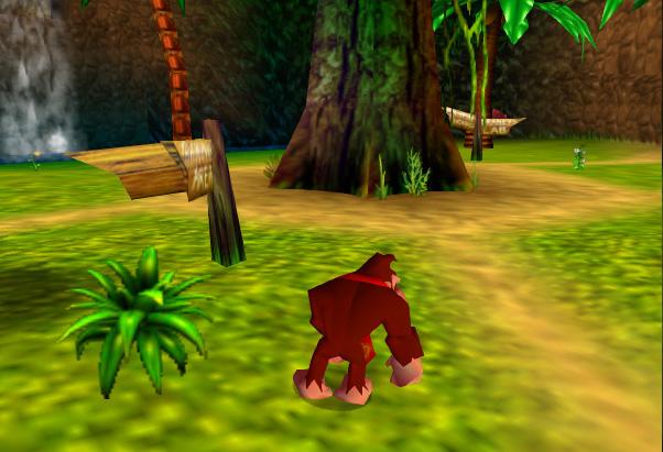 [Tópico Oficial] A Historia de cada Videogame.  Donkey_Kong_64