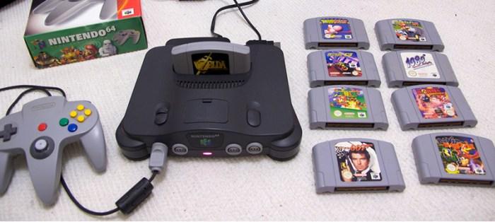 [Tópico Oficial] A Historia de cada Videogame.  Nintendo_64_padrao