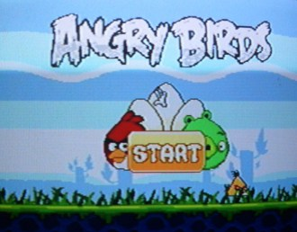 Angry Birds Mega Drive Everdrive