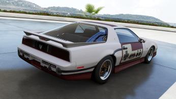 Forza 6 Pontiac Famicom
