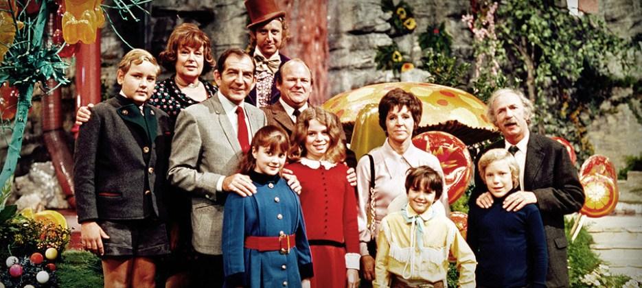 A Fantástica Fábrica de Chocolates (Willy Wonka & the Chocolate Factory, 1971)