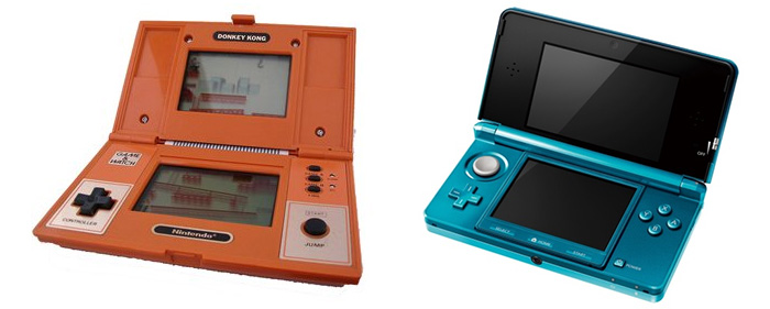 game and watch vs 3ds