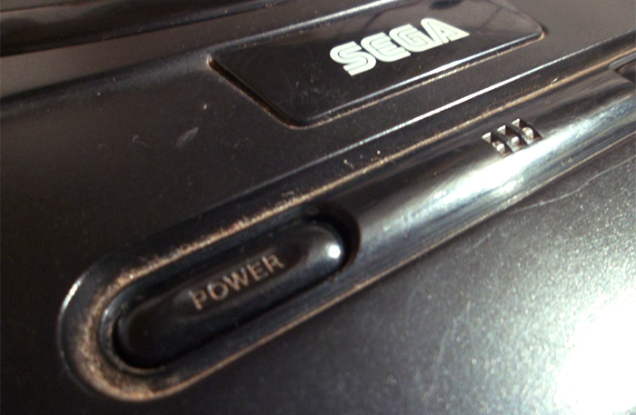 mega drive usado power