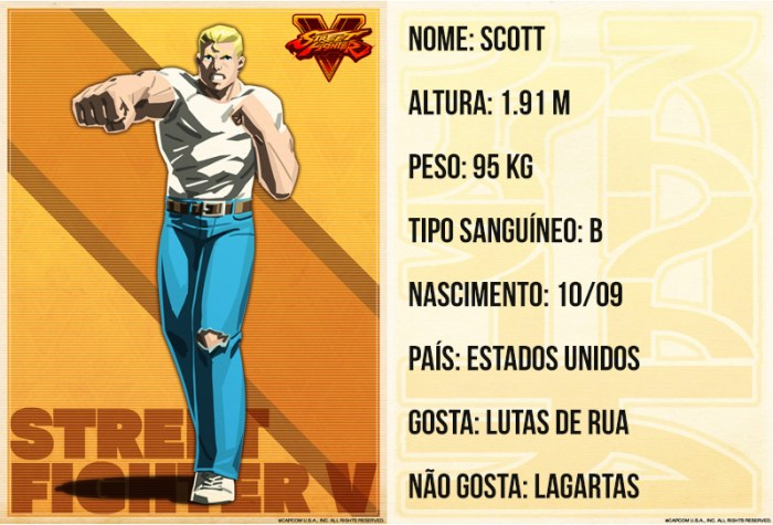 street fighter scott bio