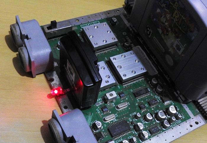 n64 led original