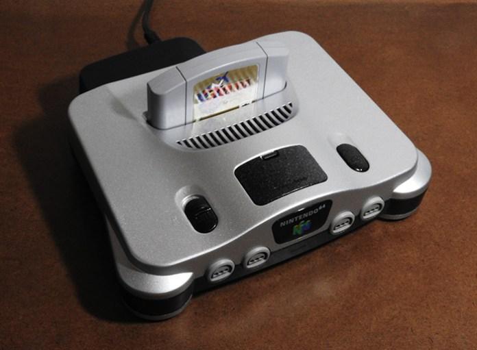 n64 silver 1