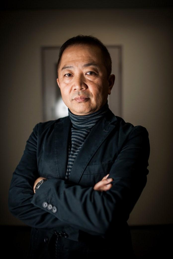 "Kotaro Hayashida, ou Ossale Kohta, o ""Pai de Alex Kidd"". Foto: Nicolas Dating."