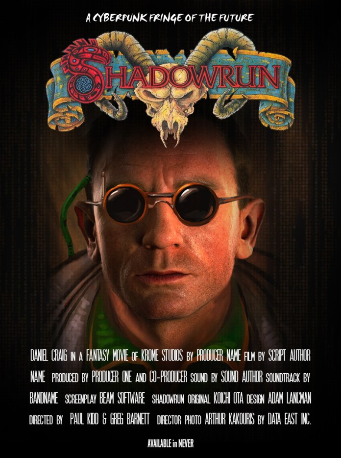 shadowrun the movie daniel craig memoriabit.com.br