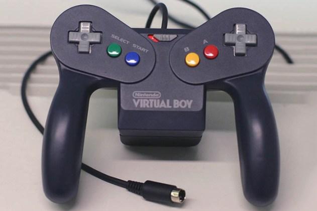 Controle do protótipo apresentado na Shoshinkai 1994 e CES 1995.