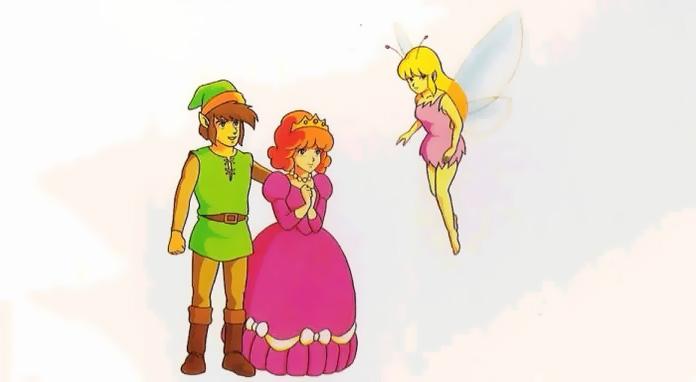 adventure-of-link-personagens