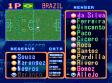 International Superstar Soccer - seleção