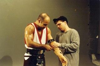 Richard Divizio e John Tobias