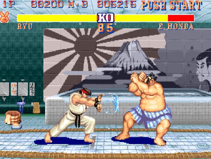 street fighter ii world warrior