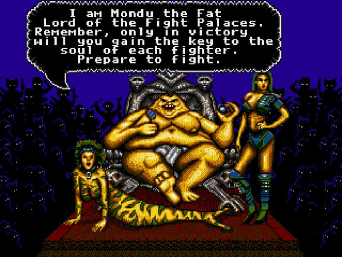 Fatman Mega Drive Modu