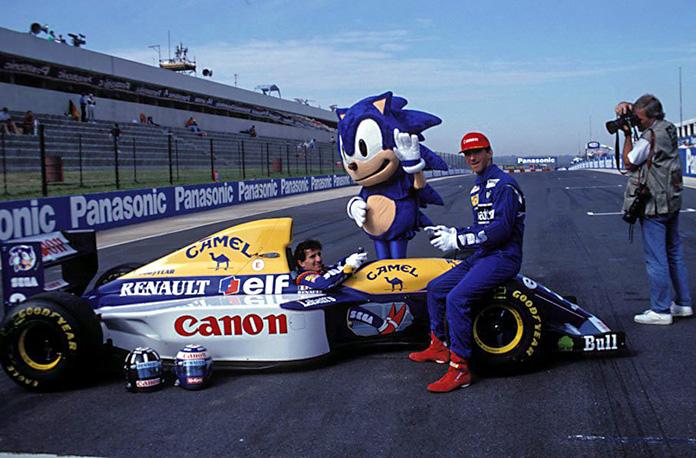 sonic williams 1993 prost hill
