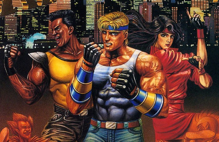 1991 Streets of Rage